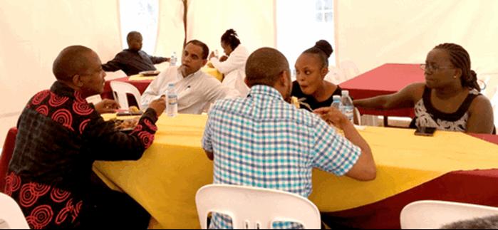 VISION 2020 LINKS: COECSA Fellowship examination goes from strength