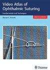 Video Atlas of Ophthalmic Suturing  cover
