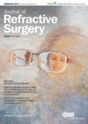 JOURNAL OF REFRACTIVE SURGERY cover