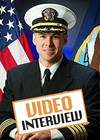 Captain Brunstetter new video interview picture
